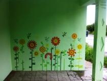 Квiтково-сонячна зупинка в смт. Люблинець - в процесi реалiзацii.