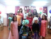 Посвята в першокласники в Люблинецькій школі мистецтв