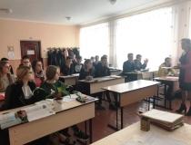 Проект «Покинута кімната» в ОНЗ «Люблинецька ЗОШ І-ІІІ ст.»