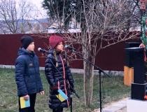 «Україна пам'ятає – світ визнає»: у Люблинці вшанували пам'ять жертв Голодоморів
