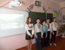 Українська пісня - злет душі людської
