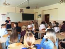 Установчі збори в ОНЗ «Люблинецька загальноосвітня школа І-ІІІ ступенів»