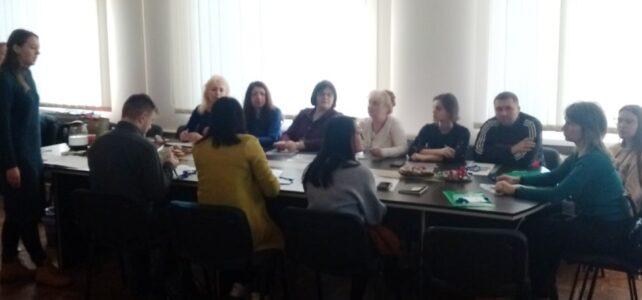Тренінг по написанню проєктних пропозицій в Люблинецькій ОТГ