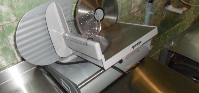 Для шкільних їдалень придбали нове обладнання