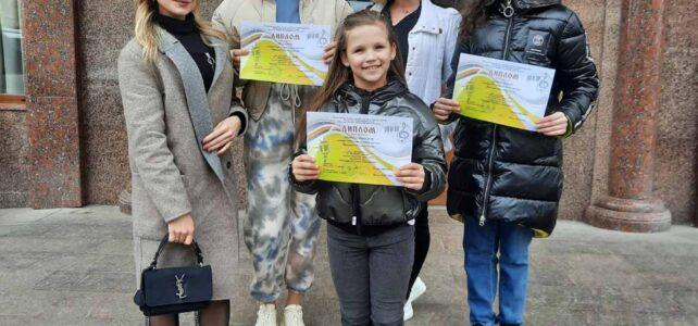 Чергові перемоги вихованців Люблинецької школи мистецтв