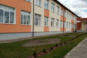 Озеленення пришкільної території Люблинецької школи